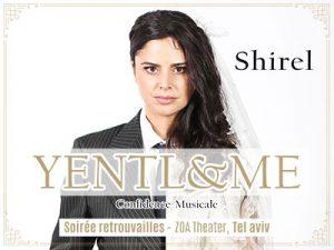 shirel: yentl and me