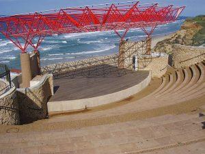 amphitheatre netanya
