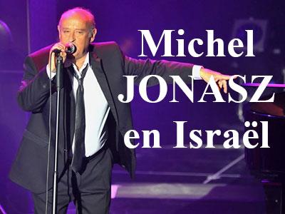 MICHEL JONASZ EN ISRAEL