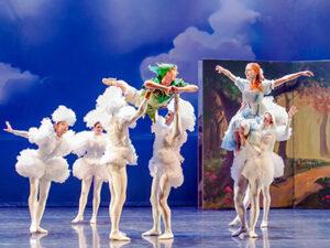 Peter Pan ballet israelien