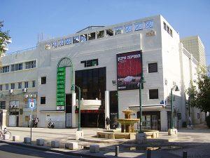 theatre gesher tel aviv yafo