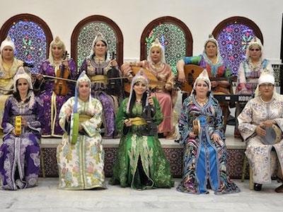 les femmes de Tetouan
