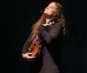 cecile Ben's: le temps d'un violon