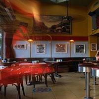 Cafe Bialik, Tel Aviv