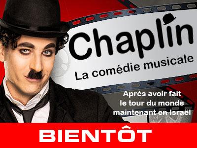 chaplin, la comedie musicale