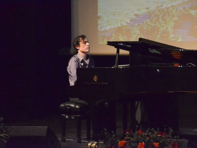 le piano amoureux-Elyahu Smadja