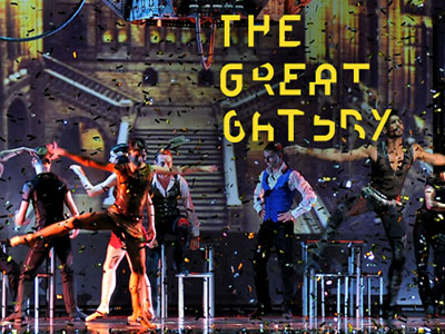 THE GREAT GATSBY BALLET SHOW