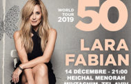 LARA FABIAN 50 WORLD TOUR