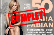 LARA FABIAN 50 WORLD TOUR