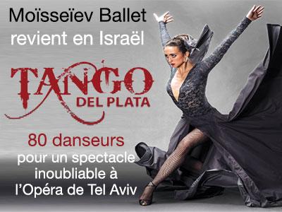 TANGO DEL PLATA   Moïsseïev Ballet