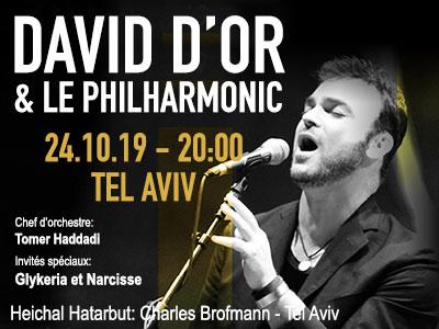 DAVID DOR & PHILHARMONIC ISRAEL