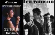 CHANSONS D'AMOUR: LÉA MIMOUN