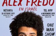 ALEX FREDO EN ISRAËL