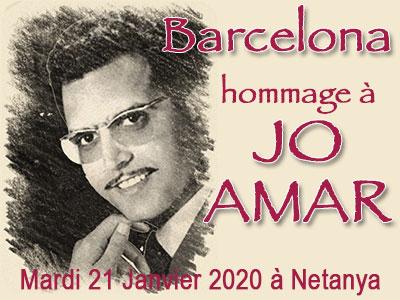 Hommage a Jo Amar