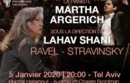 MARTHA ARGERICH & LAHAV SHANI