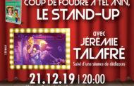 STAND-UP: JÉRÉMIE TALAFRÉ