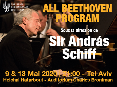 All beetthoven program: Sir Andras Schiff
