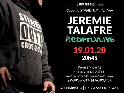 Jeremie Talafre