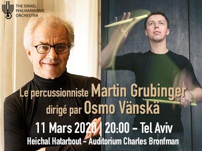 Martin Grubinger & Osmo Vänskä