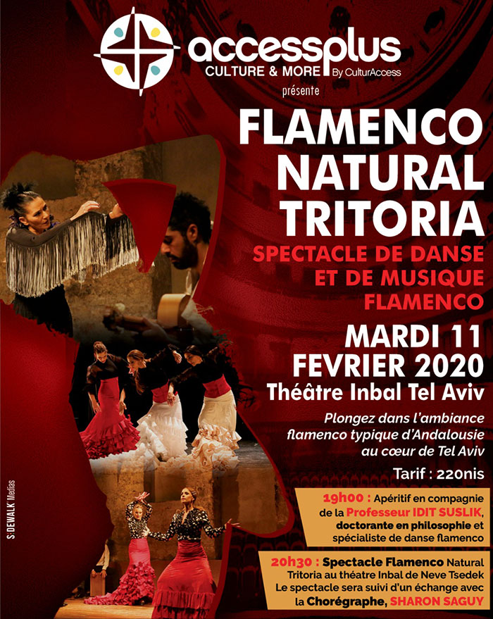 flamenco natural tritoria