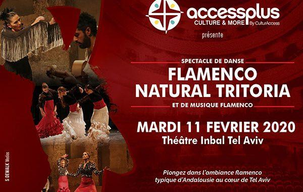 ACCESSPLUS: FLAMENCO NATURAL TRITORIA