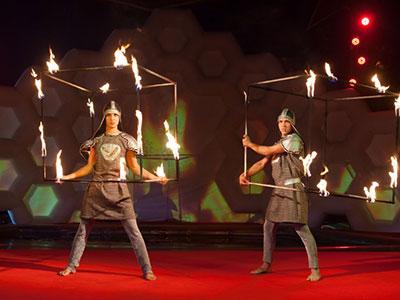 cirque florentin