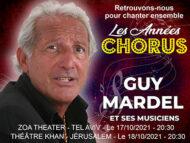 GUY MARDEL - ANNEES CHORUS