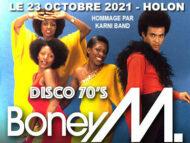 BONEY M & DISCO 70'S