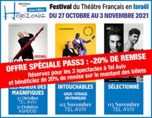 horizon 2021 - festival du theatre francais en israel