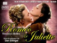 OPÉRA DE BELLINI: ROMÉO & JULIETTE