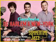 GERSHWIN: DE HARLEM À NEW-YORK