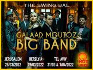 GALAAD MOUTOZ BIG BAND