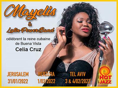 Mayelis & Latin Power Band