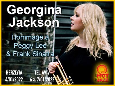 Georgina Jackson & Denny Ilett Jazz Band