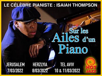 Trio Isaiah J. Thompson